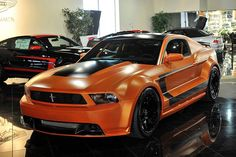 Galpin Auto Sports Ford Mustang Boss 302-X