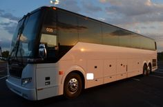 Prevost 2013 Prevost H3-45 56 Passenger Motorcoach / Bus  LOW MILES MOTIVATED SELLER. Used Buses for Sale at link. School, Passenger, Greyhound and VW, Volkswagen Buses for Sale.  Flower Power.  Bus conversion or converted, buses turned into homes & Campers. #vwbug, #vwcamper, #volkswagen.