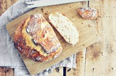 No-Knead Bread   lark & linen