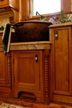 pilaster cabinet - Google Search