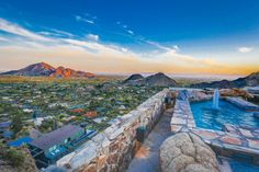 Breathtaking this is one of the views featured at 2 One of a Kind Paradise Valley Homes that Rock! & Meet Design priced at $2.9M & $1.75M Respectively. Click the link below to see the others homes views…