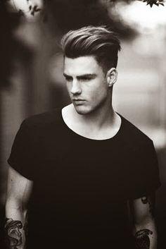 Genç ,Delikanlı,Dağınık Erkek Saç Modelleri/Stilleri 2014-2015