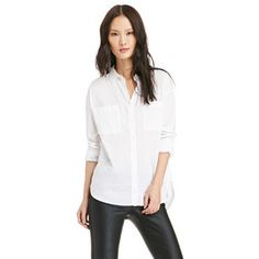 Wardrobe Basics - The White Shirt.  Find out why you need it and how to style it http://wp.me/p5eVop-17N