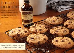 Nielsen-Massey Vanilla Giveaway from averie cooks