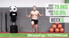 Before & After Fat Loss Video How to lose body weight fast