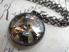 Crystal Necklace Swarovski