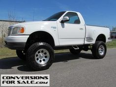 2001 Ford F150 XL Lifted Truck