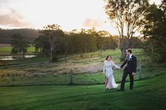 Kate & Paul's Yandina Station Wedding was featured in Cosmopolitan Bride magazine. A nice relaxed and fun wedding day, topped off with a party in the barn.