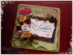 Скрап открытки Светланы Кинзерской