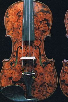 Custom Gliga Violin oh how I lust this <3