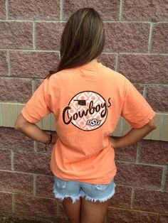 OSU prep comfort colors pocket t-shirt-more colors #lushfashionlounge #osu