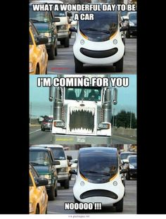 Funny Pictures Of Cars