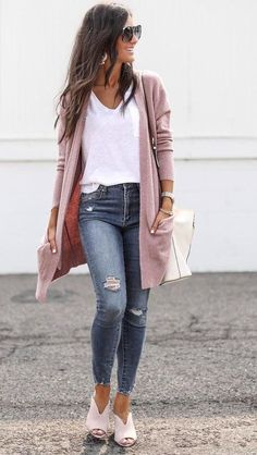 45 Popular Fall Outfit You Have To Earn Right Now These trendy Outfits ideas would gain you amazing compliments. Check out our gallery for more ideas these are trendy this year. Edgy Outfits, Mode Outfits, Fashion Outfits, Womens Fashion, Cheap Outfits, Look Fashion, Autumn Fashion, Look 2015, New Mode