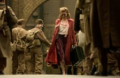 Sienna Miller in The Edge of Love - 40's style