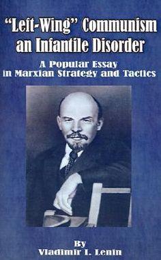 """DOWNLOAD BOOK """"Left-Wing Communism, an Infantile Disorder by Vladimir Lenin""""  original txt flibusta find pocket ebay look"""