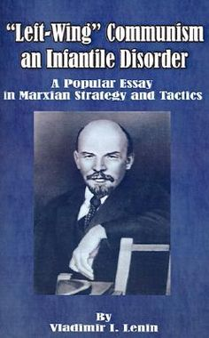 "DOWNLOAD BOOK ""Left-Wing Communism, an Infantile Disorder by Vladimir Lenin""  original txt flibusta find pocket ebay look"