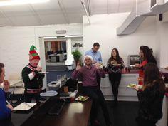 Christmas 2014.The big cook off...