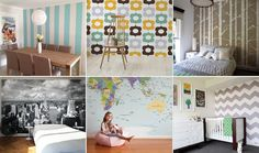 Removable Wallpapers from The WallPaper Company