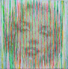 """Saatchi Art Artist Nikos Smyrnios; Painting, """"Goodbye Norma Jean"""" #art"""