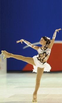 Paola Fraschini, Italy - 4 times World Artistic Roller Skating Champion.  Risport | Top Skaters Roller