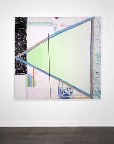 Ian Swanson Recent Works - Simone DeSousa Gallery Internet Art, Various Artists, Art Google, Daydream, It Works, Contemporary Art, Triangle, Mixed Media, Collage