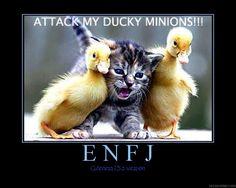 ENFJ minions.jpg (750×600)