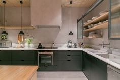 Hotel Margot Kitchen | Remodelista