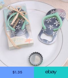 5543a3e706ac66 Bottle Openers Starfish Flip-flop Shape Alloy Tool Wedding Party Gift  Souvenirs · Beach Wedding FavorsGifts ...
