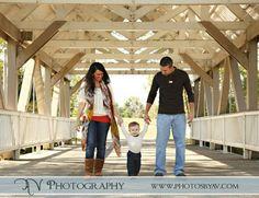 Family Portrait - AV Photography - Homestead Park
