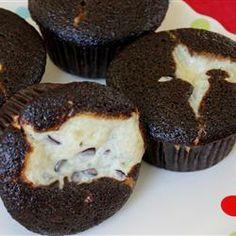 Creamy Chocolate Cupcakes Allrecipes.com
