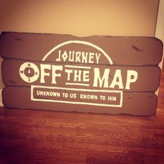 VBS - Journey off the Map