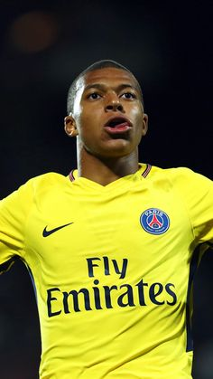 Kylian Mbappe, les joueurs de football, PSG, football, Ligue 1, le Paris Saint-Germain, Mbappe, les stars du football