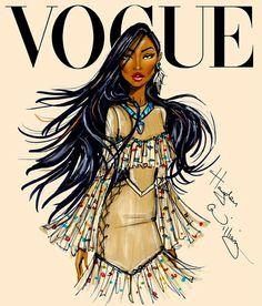 Vogue show