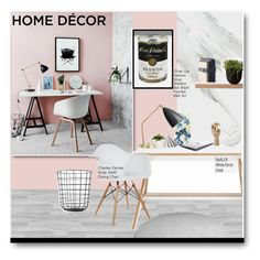 """""""Home Decor"""" by voguefashion101 ❤ liked on Polyvore featuring interior, interiors, interior design, home, home decor, interior decorating, Menu, Leftbank Art, Greta Grossman and Oliver Gal Artist Co."""