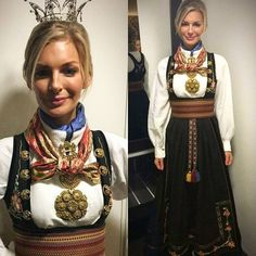 Brudestakk til utleige - Almankås Wedding Costumes, Folk Costume, Fall Photos, Traditional Outfits, Norway, Lady, Model, How To Wear, Inspiration