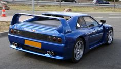 This angle looks quite good as well.  Venturi Atlantique 400GT