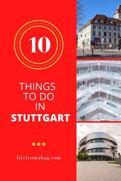 What to do in Stuttgart for solo travellers, couples and families! Best tips for things to do in Stuttgart any time of the year! Europe Travel Outfits, Europe Travel Guide, Travelling Europe, Germany Destinations, Travel Destinations, Germany Travel, Visit Germany, Cheap Places To Travel, Travel Through Europe