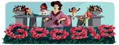 Emilia Pardo Bazán's 166th Birthday Google Doodle #EmiliaPardoBazáns #EmiliaPardoBazanGoogleDoodle #Spain   https://youtu.be/ksgvmzubM7E