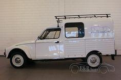Citroen oldtimers | Bekijk de Citroen oldtimers van E & R Classic Cars!