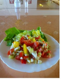 Šopský salát | Šmakoun