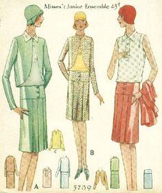 """Tu Estilo A Diario : Historia de la moda: """"Los felices años 20"""""""