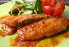 Fish Recipes, Healthy Recipes, Healthy Food, Stir Fry, Ricotta, Bacon, Sausage, Fries, Pork