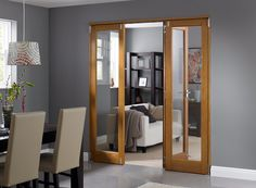 interior sliding doors room dividers photo 5 Momma house