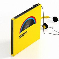 Rawman 3000 Portable Vinyl Player