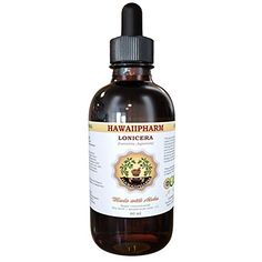 Lonicera Liquid Extract Lonicera Lonicera Japonica Tincture Supplement 2 oz -- Click on the image for additional details.