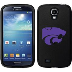 Kansas State University Wildcat Mark Design on Samsung Galaxy S4 Guardian Case by Coveroo