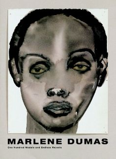 Marlene Dumas  One Hundred Models and Endless Rejects    Edited by The Institute of Contemporary Art, Boston, foreword by Jill S. Medvedow, texts by Jessica Morgan, Marlene Dumas    English    2001. 144 pp.