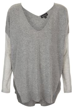 ASOS Top with Oversized Batw... from asos.com on Wanelo