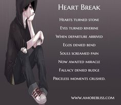 The feeling of  is the most painful one when your  is doomed by  Break Up Poems, Love Poems, Breakup, Illusions, Crushes, My Life, Relationship, In This Moment, Feelings