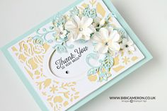 Flourishing Phrases Stampin Up